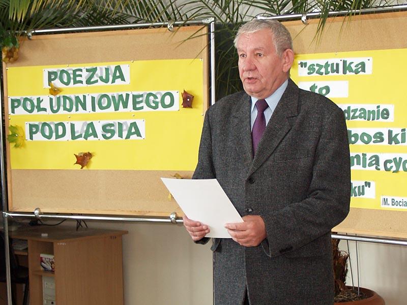 You are browsing images from the article: Międzyszkolny Konkurs Recytatorski Poezja Południowego Podlasia